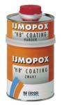 IJmopox HB Coating Zwart 0,75L