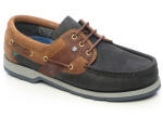 CLIPPER NAVY/BROWN 32/10