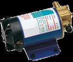 allpa Elektrische Olie-afzuigpomp  24V / 5A  Capaciteit Ø14mm: 480l/u  Ø8mm: 75l/u  zelfaanzuigend t