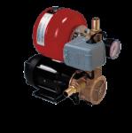 allpa Waterdruksysteem AMFA 66B  24V / 185W  12l/min ( bij 0 7bar )  Slangaansluiting Ø20mm  330x200