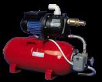 allpa Waterdruksysteem AMFA 990  24V / 370W  52l/min ( bij 1 2bar )  Slangaansluiting Ø25mm  770x235