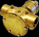 Johnson Pump zelfaanzuigende Bronzen Impellerpomp F8B-8  279l/min  binnendraad 1-1/2  217x160x65mm (