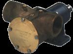 Johnson Pump zelfaanzuigende Bronzen Allround Impellerpomp F9B-3000  389l/min  binnendraad 2 BSP  28