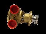 Johnson Pump zelfaanzuigende Bronzen Koelwater-Impellerpomp F7B-9 ( Vetus STM8000  Vetus P4.21 )
