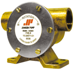 Johnson Pump zelfaanzuigende Bronzen Impellerpomp F5B-8  46l/min  binnendraad 3/4  151x106x50mm ( lx