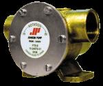 Johnson Pump zelfaanzuigende Bronzen Impellerpomp F7B-8  107l/min  binnendraad 1  170x120x50mm ( lxb