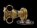 Johnson Pump zelfaanzuigende Bronzen Koelwater-Impellerpomp F7B-9 ( Vetus STM8921  Vetus/Deutz DT(A)