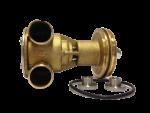 Johnson Pump zelfaanzuigende Bronzen Koelwater-Impellerpomp F7B-9 ( Vetus STM8922  Vetus/Deutz DT(A)