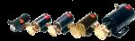 Johnson Pump zelfaanzuigende Impellerpomp F4B-19  12V  48l/min  Aansluiting 1 Slang & 1/2 BSP  202x1