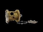 Johnson Pump zelfaanzuigende Bronzen Koelwater-Impellerpomp F4B-9 ( Vetus STM7699  M4 )