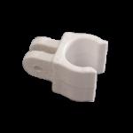 Nylon Scharnier voor Railingmontage  Ø25mm