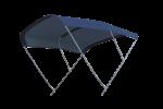 RVS Zonnetent model Biminox  200x200x140cm