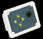 allpa vervangings Controlepaneel  12V  122x92x7mm ( bxhxd )  inbouwdiepte 40mm inclusief Stekker  ga