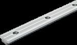 Antal Aluminium Verstellbare Klampen voor T-Track 32x6  Stop Pin Ø11mm  A=170mm  B=49mm  H=55mm  L=1