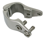 RVS Buiskap gedeeld Middenstuk  A=25 40mm  B=28 6mm  C=66 7mm