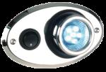 allpa Kunststof LED-Binnenverlichting ( CE RoHS )  opbouw ( inbouwdiepte 30mm )  met oogbal-rotatie