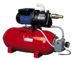 allpa Waterdruksysteem AMFA 990  12V / 370W  52l/min ( bij 1 2bar )  Slangaansluiting Ø25mm  770x235