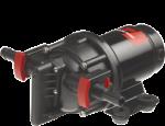 Johnson Aqua Jet Drinkwaterpomp WPS 2.9  12V / 90W  11l/min  max. 2.8bar  Aansluitingen 3/8BSP / 1/2