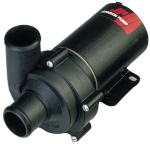 Johnson Pump Heavy Duty Circulatiepomp CO90  kunststof behuizing  12V / 125W  100l/min  Temperatuurb