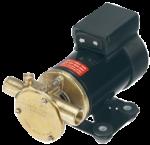 Johnson Pump zelfaanzuigende Olieverversingspomp F3B-19  12V  21l/min  Aansluiting 3/8 BSP  170x113x