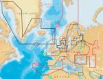 Navigatiekaart 44XG SD 4 dagen