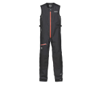 SM0013 Musto Mpx Race Salopet. Black L