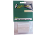 DOUBLE SIDED TAPE CLEAR 50MMX5M