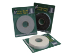VINYL FOAM TAPE BLACK 19X3MMX3M