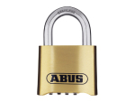 ABUS CIJFERSLOT MESSING 50MM