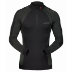 SU0160 Musto Active B.Lay. Z.Neck Top Bl M/L