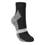 AUSO001 Polygiene® Sneaker Sock Dgy L