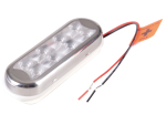BIMINI LAMP BUIS OF VLAKKE MONTAGE ZONDER SCHAKELAAR 12-24V