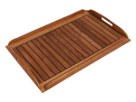 DIENBLAD TEAK CAULKED 58X38CM