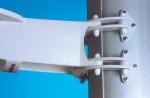 Mast Mount Adapter Kit for Z-Spars, Eurospars, Isomat masts