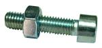 G/Steel bolts and nuts for disc anodes item 00105