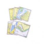 1800 - onderzetter Waddenzee/Noordzee