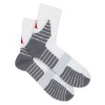 AUSO001 Polygiene® Sneaker Sock White L