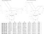 Dual PowerTower® for 60cm satcom + Raymarine (4') & Furuno (2') open array