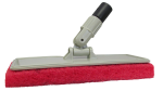 Flexibele Scrubber met Medium Scrub Pad