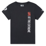 V17LR0400 Women's Tour T-Shirt Black 12