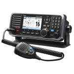 Marine VHF radio INT/Basel channels, ATIS, DSC, AIS RX, Optional Command Mic, NMEA2000, IPX8