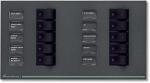 Mastervolt Mastervision B-1-AD paneel