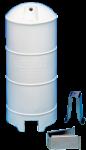 Echomax EM230-BR Radarreflector met RVS mastbeugels  Wit ( Wheelmark )