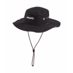 80033 Evo UV Fd Brimmed Hat Black L