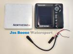 Northstar Explorer 557 kaartplotter.