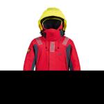 SH1650 Musto Hpx Ocean Jacket Red/Dk Gr XL