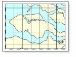 BinnenKarten Atlas 1 - Oder und Peene