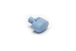 E-BUTTON Verlenger drukknop (grijs)