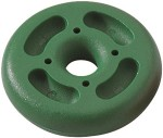 PNP197GRN donut, groen, diameter 40 mm, lijn diameter 10 mm