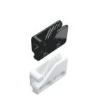 Fenderklem zwart 6-12 mm